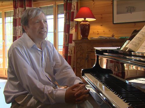 Nicht von dieser Welt – Der Pianist Murray Perahia