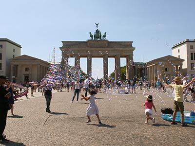 Sternstunden – Das Mauerfallkonzert: Berliner Philharmoniker