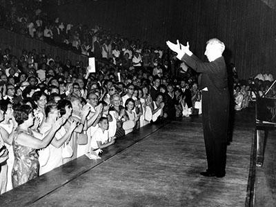 Sternstunden der Musik | Arthur Rubinstein: Abschied von Chopin